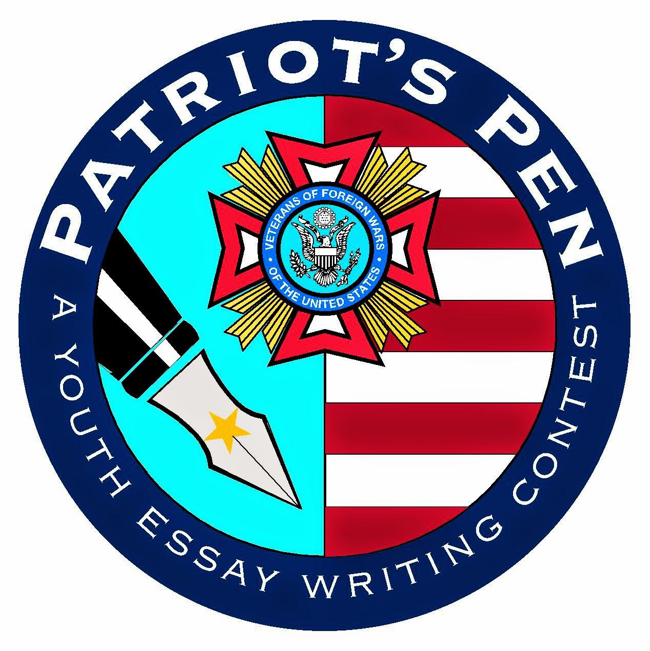 vfw patriots pen essay contest